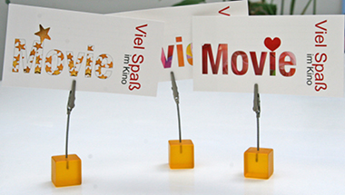 schokomovieticket motive